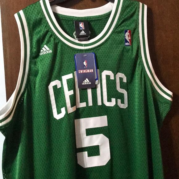 big sale af65f 83bbb Kevin Garnett stitched Adidas Celtics Jersey NWT NWT
